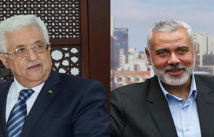 عباس وهنية يطالبان بخروج الجماهير غضبا للقدس