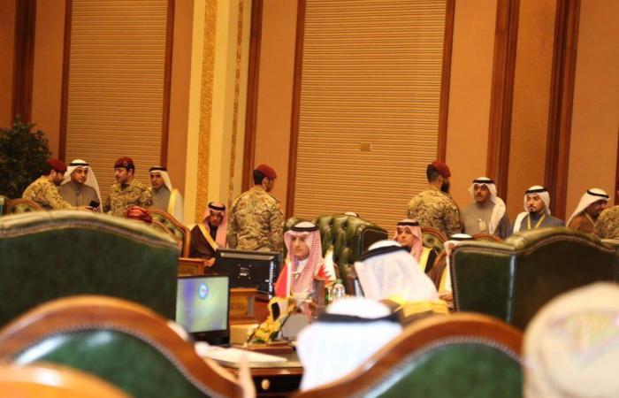 بدء الاجتماع الوزاري لمجلس التعاون تمهيداً لقمة الكويت