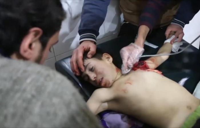 يوم دام في قصف جوي مكثف لغوطة دمشق