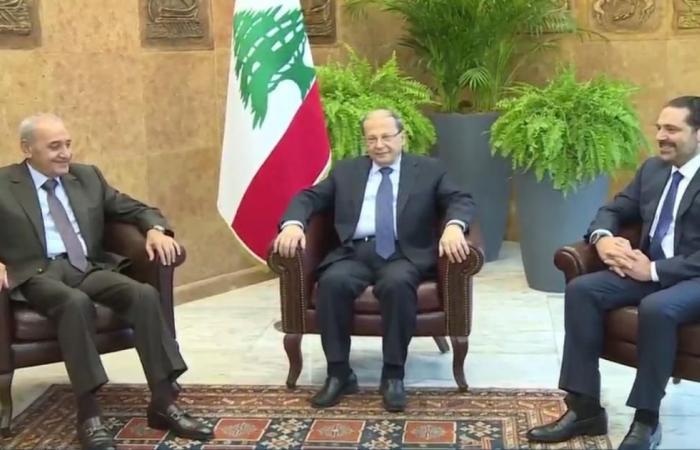 حكومة لبنان تجتمع وطلب الحريري يتصدر جدول أعمالها