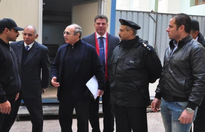 الأمن المصري يعتقل العادلي