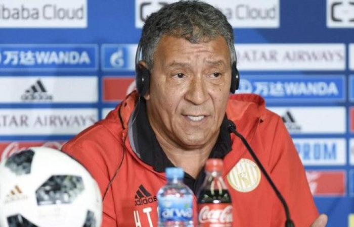 مدرب الجزيرة الإماراتي: لا نفكر بلقاء ريال مدريد