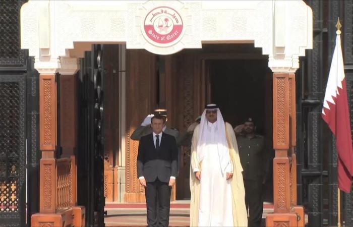 صفقات بمليارات الدولارات بين قطر وفرنسا