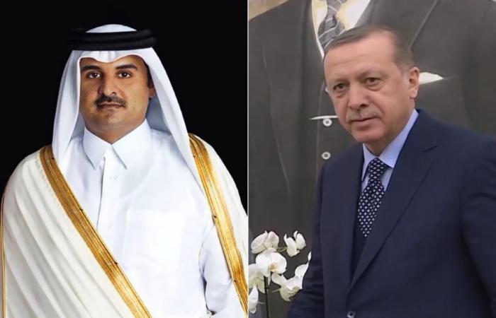 أمير قطر يهاتف زعماء تركيا والأردن وفلسطين بشأن القدس