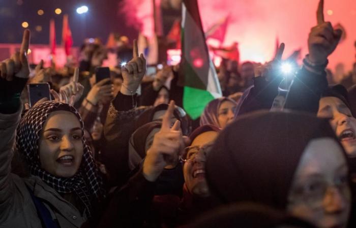مظاهرات حول العالم ضد قرار ترمب بشأن القدس