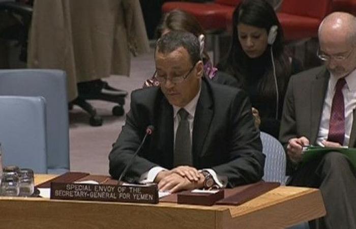 المبعوث الأممي يطالب بعدم السكوت على الانتهاكات بصنعاء