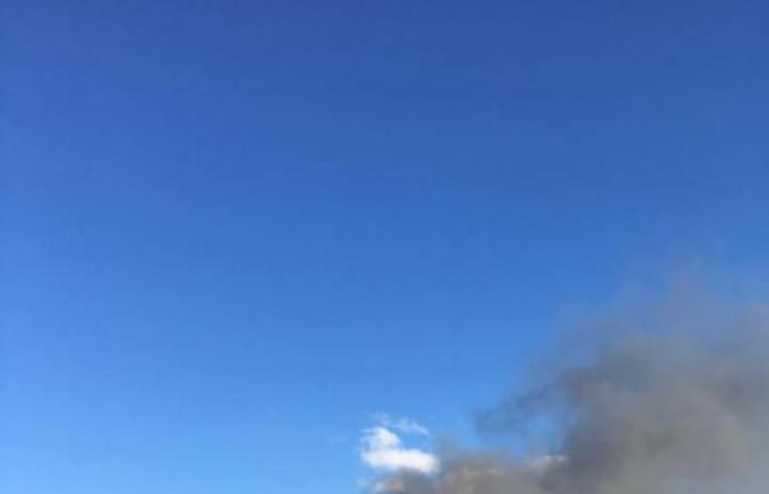 خاص بالفيديو: حريق في مخيم للنازحين السوريين في البقاع الغربي ووقوع قتلى