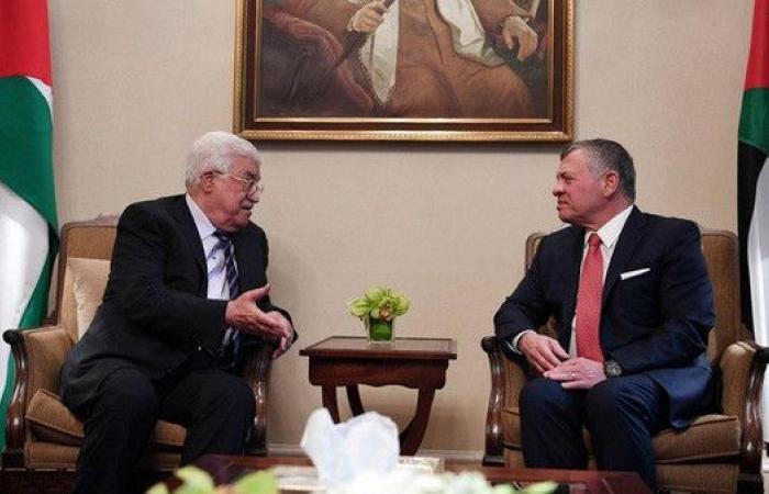 """قمة أردنية فلسطينية.. قرار ترمب عن القدس """"باطل"""""""
