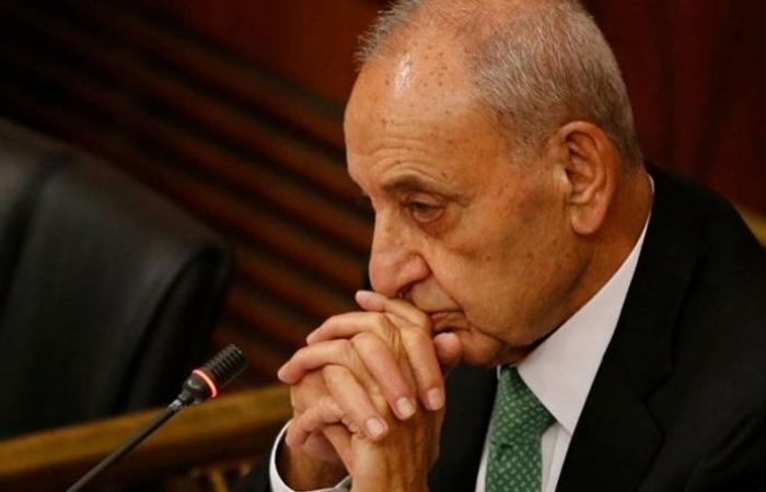 بري إستقبل دبور ناقلاً شكر عباس لجلسة القدس: لبنان تجاوز المحنة بفضل وحدته