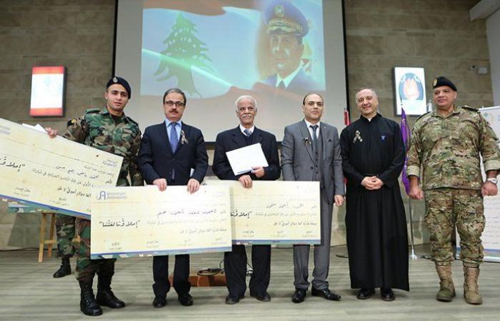 مباراة إملاء في الكلية الحربية باليوم العالمي للغة العربية