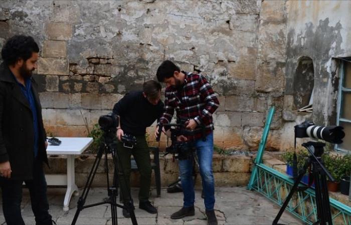 شانلي أورفة التركية.. الأفلام بنكهة حلبية