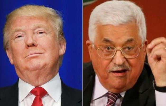 ترمب لعباس: خطة سلام قيد الإعداد سترضي الفلسطينيين