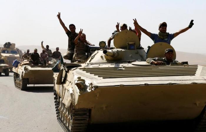 العراق يعلن تحرير كامل أراضيه من تنظيم الدولة