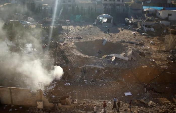 4 شهداء بغارات إسرائيلية ومواجهات مع الاحتلال بغزة