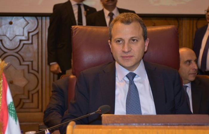 باسيل لوزراء الخارجية العرب: الويل لنا إذا خرجنا بتخاذل.. إما الثورة وإما الموت