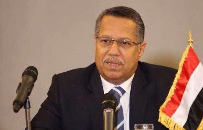 رئيس الوزراء اليمني يحذر من تقسيم حزب صالح