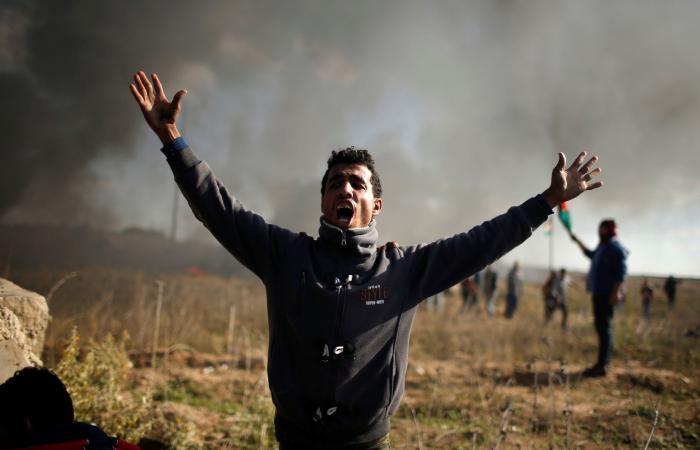 جمعة الغضب.. رصاص الاحتلال يقتل فلسطينياً ويصيب 800