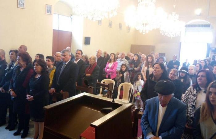 جزين تحتفل بإدارة أبو كسم للمركز الكاثوليكي للاعلام