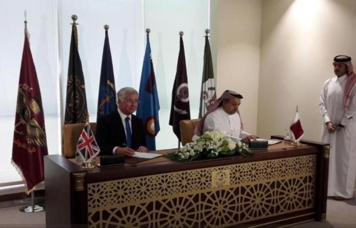 """قطر توقع اتفاق شراء 24 طائرة """"تايفون"""" بريطانية"""