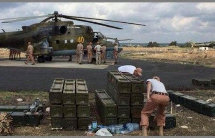 بوتين في قاعدة حميميم .. وأمر بسحب قوات روسيا من سوريا