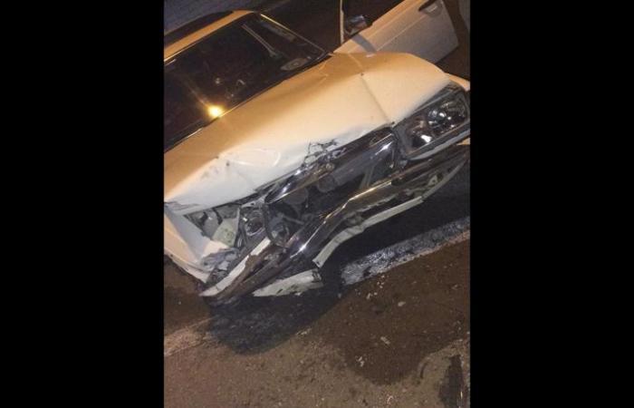 قتيل وثلاثة جرحى إثر انقلاب باص في بلدة إيزال الضنية