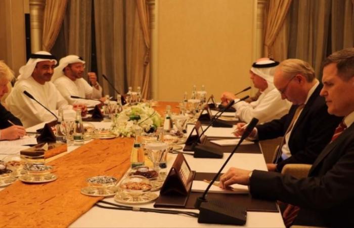 الإمارات تستضيف اجتماعا رباعيا تشاوريا بشأن اليمن