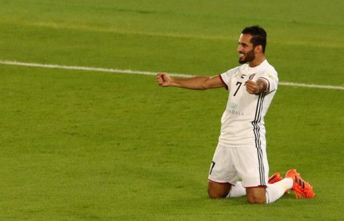 علي مبخوت: جاهز للاستمتاع أمام أفضل لاعبي العالم