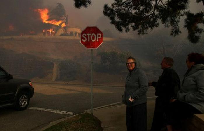 حرائق الغابات في كاليفورنيا تضر بصناعة السينما الشهيرة