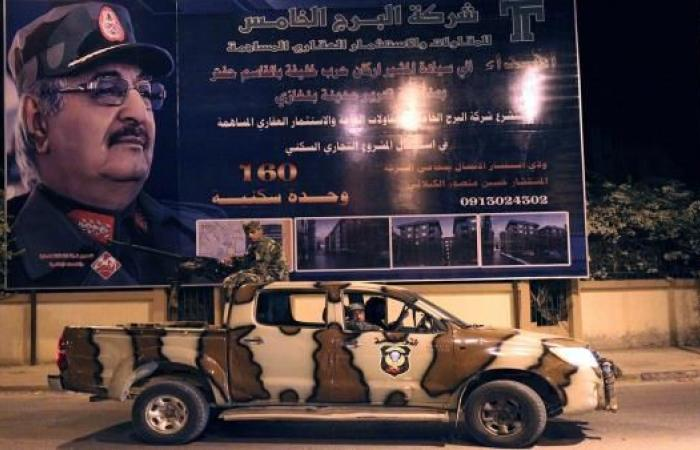 وعود مصرية للسراج بلجم تحركات حفتر العسكرية مقابل حصة بإعادة الإعمار