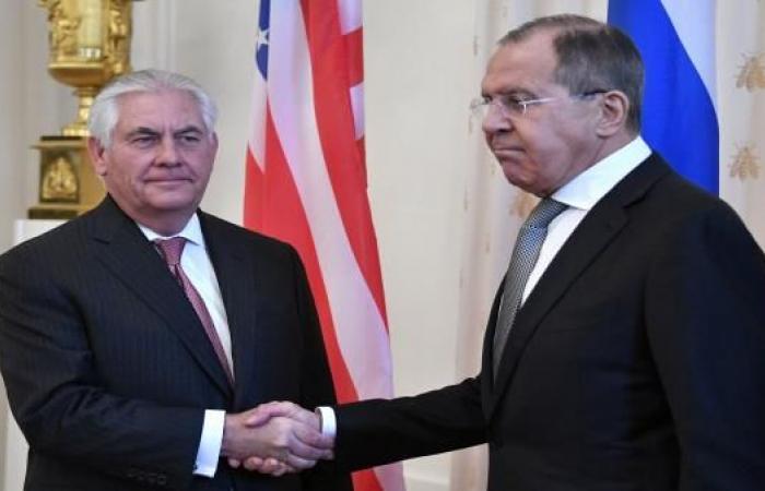 """تيلرسون يصف تدخل روسيا في الانتخابات الأميركية بـ""""الحرب الهجينة"""""""