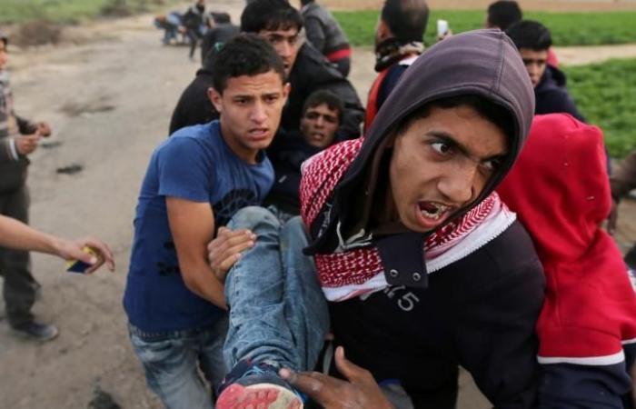الاحتلال يقصف غزة والمواجهات مستمرة بالضفة