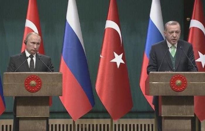 بوتين وأردوغان يحذران من تصاعد التوتر عقب قرار ترمب