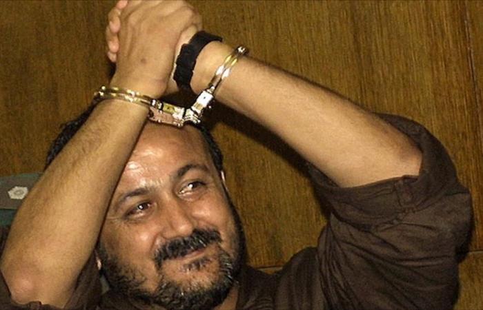 نقل مروان البرغوثي لحبس انفرادي بعد بيان ضد ترمب