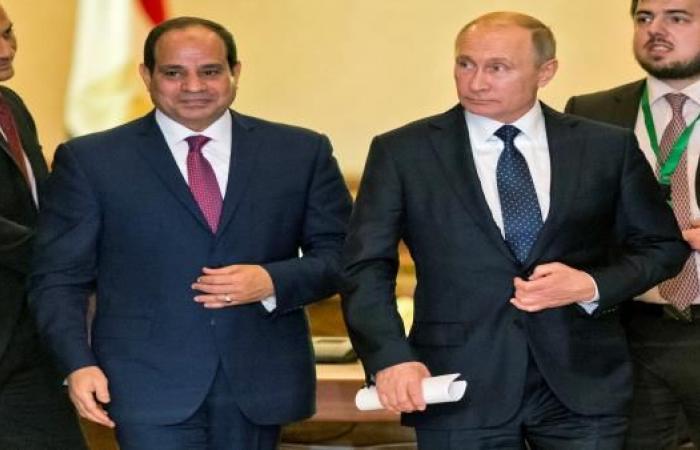 """""""فناكيش"""" بوتين في مصر"""