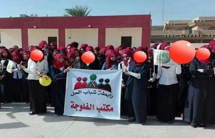 غضب في العراق لاستغلال طالبات المدارس في الدعاية الانتخابية