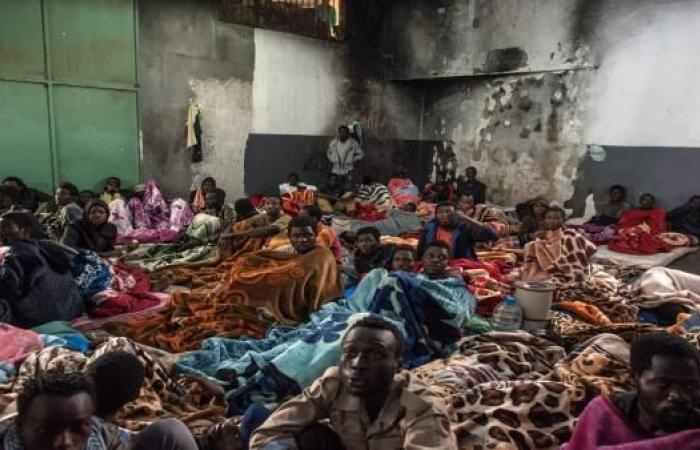 """منظمة العفو تتهم أوروبا بـ""""التواطؤ"""" بشأن انتهاكات المهاجرين في ليبيا"""