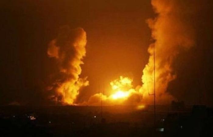 غارات إسرائيلية على حماس في غزة إثر إطلاق صاروخين