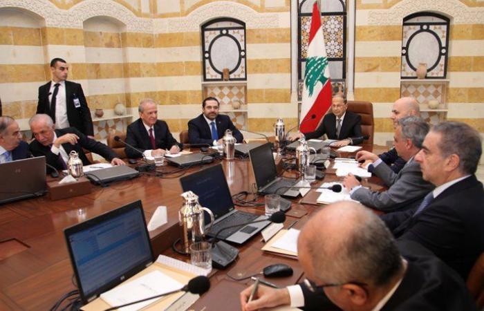 """جدول """"دسم"""" لمجلس الوزراء الخميس تلامس بنوده الـ200 بند أبرزها """"النفط"""""""