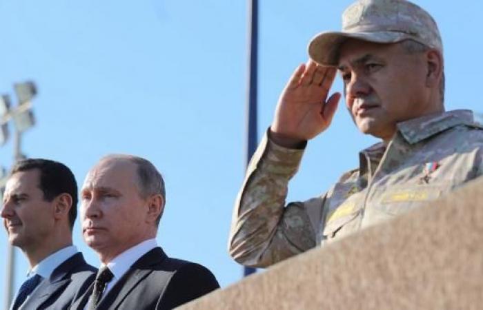 """""""مفاجأة"""" بوتين للأسد بقاعدة حميميم ليست الأولى... روسياً"""