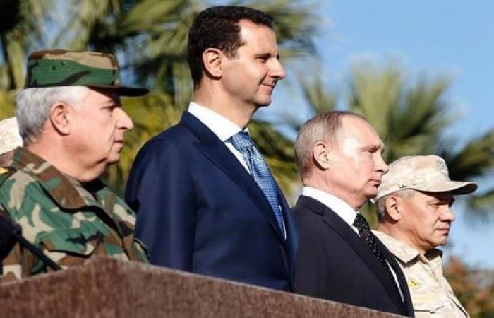 رسائل بوتين بين حميميم والقاهرة وأنقرة