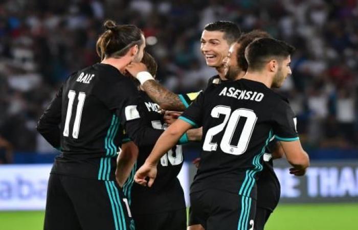 ريال مدريد يضرب موعداً مع جريميو البرازيلي في نهائي مونديال الأندية
