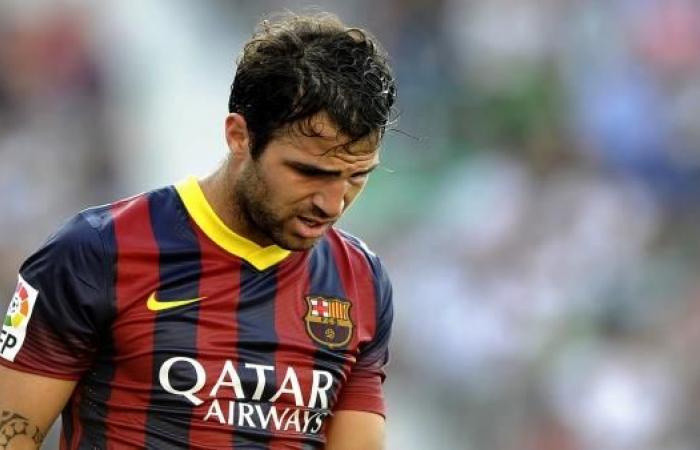 فابريغاس يريد ردّ الاعتبار أمام برشلونة