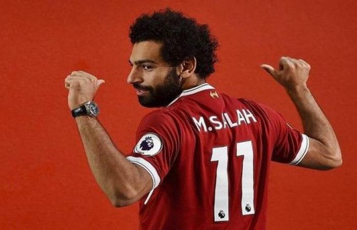 هكذا احتفل النجوم بتتويج محمد صلاح الأفضل إفريقياً
