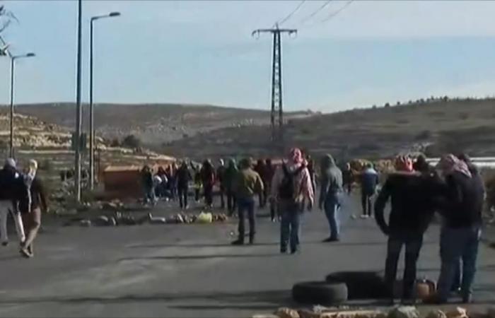 إصابة 124 فلسطينيا في مواجهات بالضفة والقدس وغزة