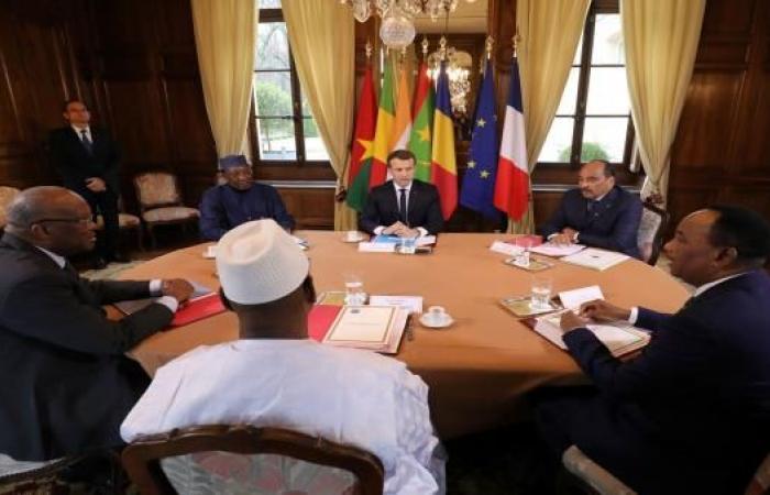 اجتماع دولي بفرنسا لدعم تشكيل القوات الأفريقية لمكافحة المجموعات المتطرفة