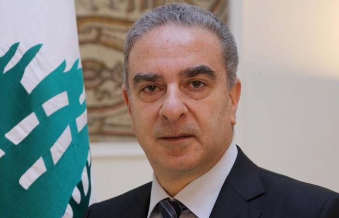 فرعون: بحثت والحريري في تثبيت قرار اجراء الانتخابات