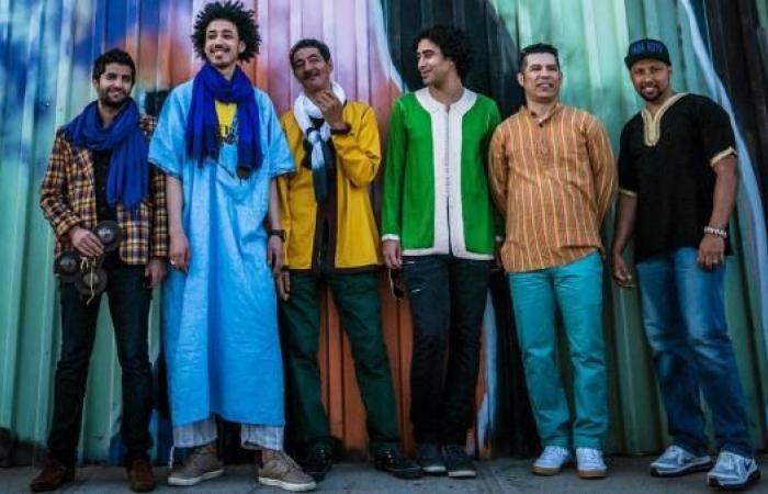 """""""إنوف غناوا""""... فرقة مغربية مرشحة لجوائز """"غرامي"""""""