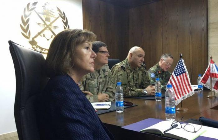 الولايات المتحدة تعلن رسمياً عن 120 مليون دولار… للجيش اللبناني