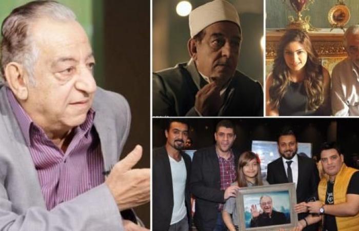 في ذكرى وفاته... أعمال صوّرها أحمد راتب ولم يشاهدها
