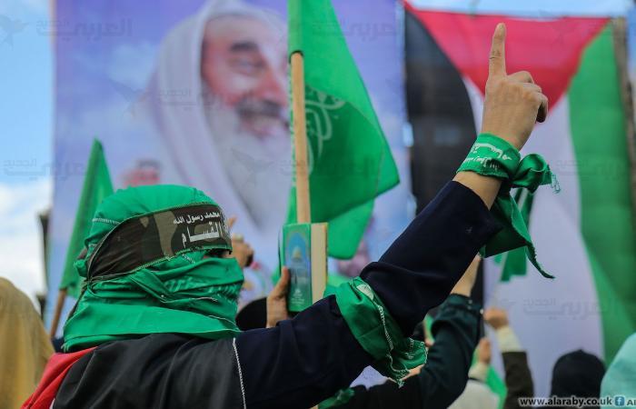 """إسماعيل هنية بذكرى تأسيس """"حماس"""": سنُسقط """"صفقة القرن"""" وقرار ترامب بشأن القدس"""